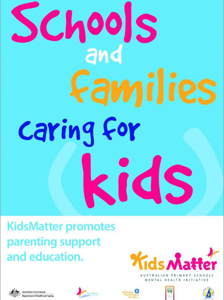 Kids Matter poster