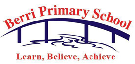 Berri Primary School Logo - Return to Home